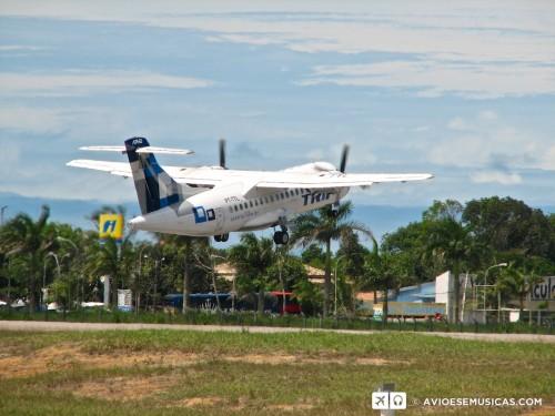 PT-TTL TRIP ATR 72-500