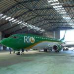 PP-WSA cargueiro da RIO Linhas Aéreas