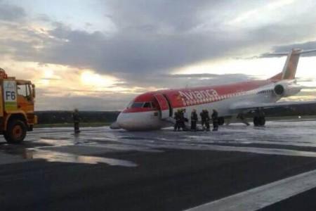 Como vejo o acidente com o Fokker 100 da Avianca hoje em Brasília