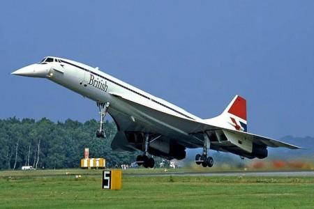 O Concorde da minha entrevista
