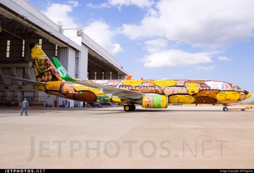 737 GOL - Foto de Lucas Ulhôa