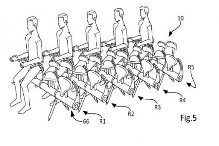 Tá de brinqueiton with me Airbus? Viagem aérea em assento de bike?