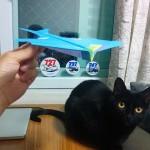 Avião de papel motorizado #MissãoGEnx