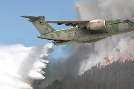 KC-390, o maior avião brasileiro, o killer app mundial da Embraer