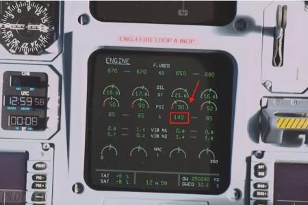 Veja como é na verdade uma emergência no cockpit de um avião comercial