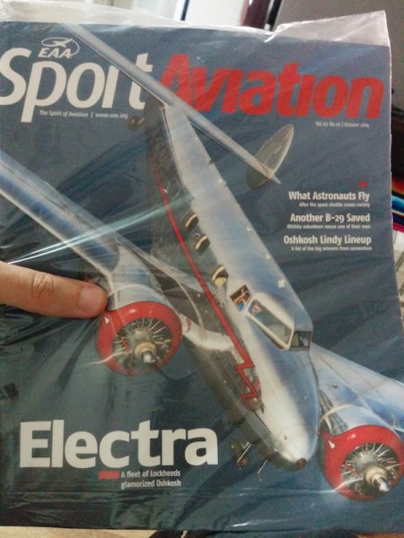 Revista Sport Aviation