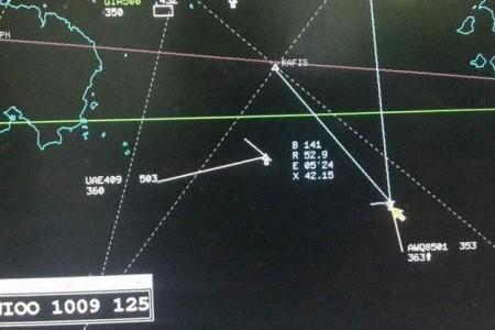 #AirAsia Airbus A320, registro PK-AXC, voo #QZ8501 não chegou ao destino