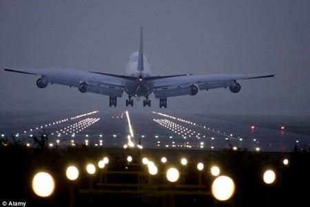 Curso de voo para os que têm medo de voar