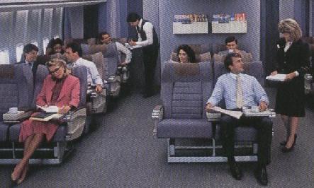 Uma cabine na década de 80