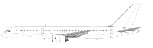 Boeing 757-200WL