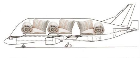 Airbus lança modelo com paraquedas em joint venture com a mmartan