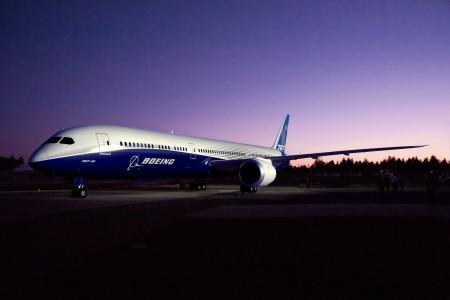 248 dias ligado pode ser um problema para o Boeing 787