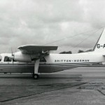50 anos do Britten-Norman Islander