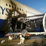 Sobre o acidente com o 777 da British Airways em Las Vegas