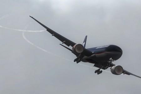 Screenshot vencedora do concurso Aviões e Músicas
