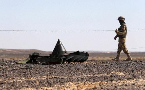 Disco do Fan de um dos motores (Foto: Reuters/Mohamed Ghany)