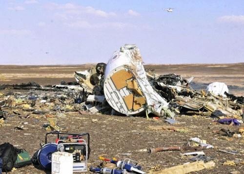 Parte dianteira da fuselagem (Fotos: STR/EPA/Picturedesk)