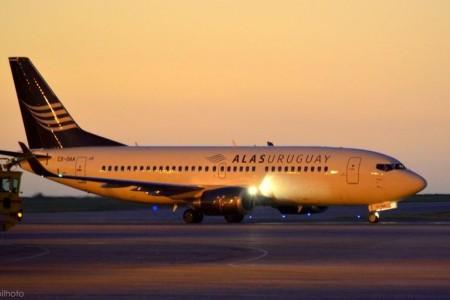 Panorama da aviação latino americana em 2016 – Uruguai