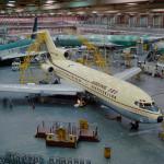O primeiro Boeing 727 volta aos céus – N7001U