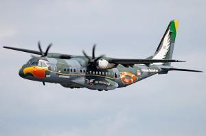 C-105 Amazonas do Esquadrão Pelicano