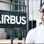 O vídeo de parabéns da Airbus para a Boeing
