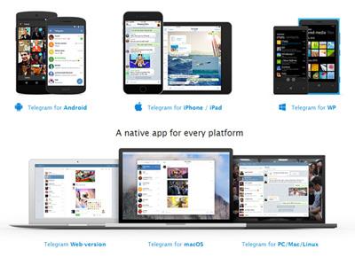 telegram-plataformas