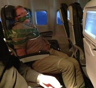 Passageiros indisciplinados: velho problema com novos números