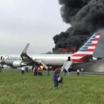 Acidente com um Boeing 767 da American em Chicago – Sem vítimas