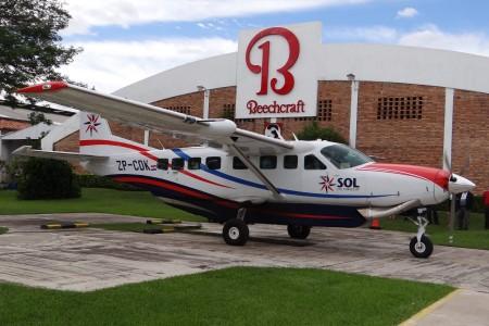 Panorama da Aviação Comercial – Paraguai / Uruguai