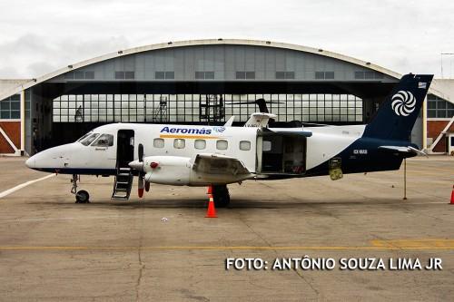 Aeromás - Foto Antônio de Souza