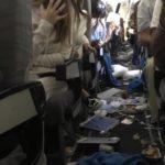 Airbus A330-200 da Aerolíneas encontra turbulência severa sobre a Amazônia