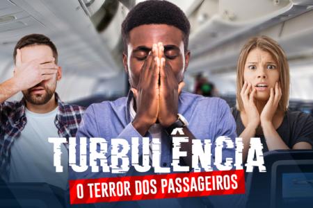 TURBULÊNCIA: Preciso ter pânico? Entenda