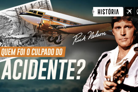 Rick Nelson Comprou Um Avião CHEIO de Problemas