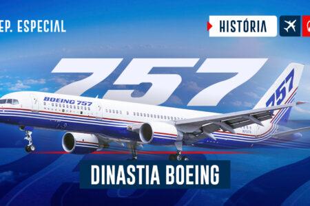 Sobe Igual Foguete! – Boeing 757
