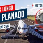 Sem Combustível no Meio do Oceano – Air Transat 236