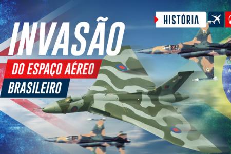 Um Bombardeiro Armado Invadiu o Espaço Aéreo Brasileiro