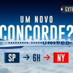 Vamos Voar de Avião Supersônico de Novo?