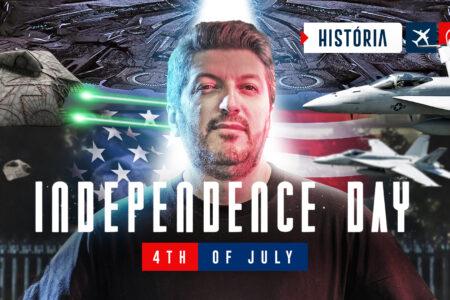 """Independence Day: """"Eles mexeram com o planeta errado"""""""