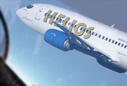 Acidente Boeing 737 Helios