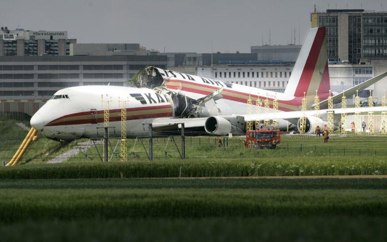 Kalitta Air acidente
