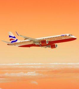 British também comprando da Embraer