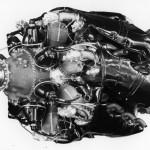Ordem de fogo de um motor radial de 28 cilindros