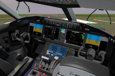 Asa do Boeing 787 passou nos testes após conserto.