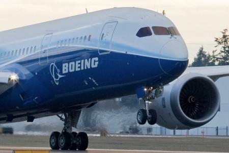Falta pouco pro Boeing #787 voar