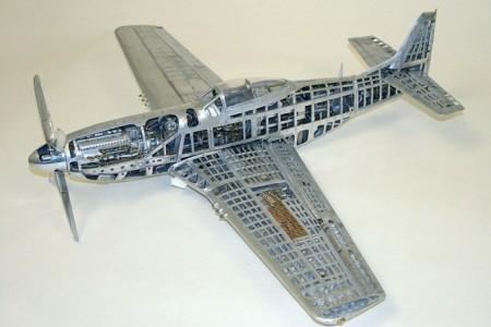 Um das coisas mais impressionantes que já vi em aeromodelismo