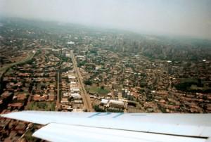 737-500 Rio Sul - Decolagem