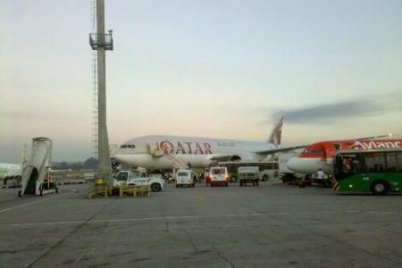 Qatar já está operando em GRU