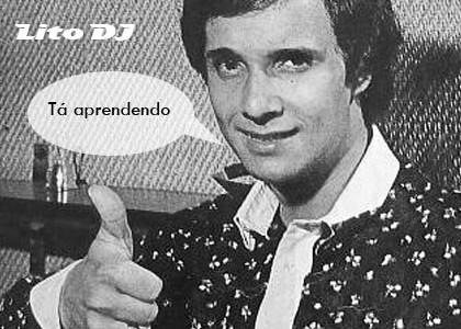 Sempre aprendendo, sempre estudando #Mashup Roberto Carlos