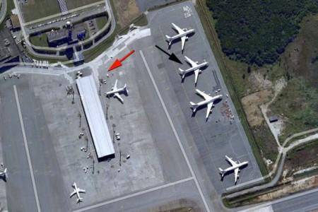 Incidentes – Todo cuidado na rampa de um aeroporto é pouco.