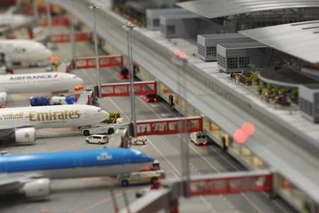Inaugurada a miniatura do Knuffingen Airport